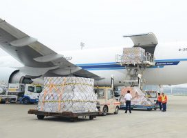 Quy trình làm hàng Air xuất khẩu