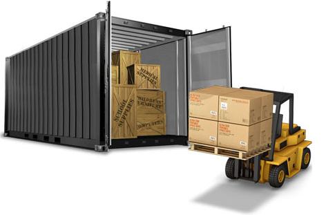Thủ tục giao nhận hàng xuất khẩu đường biển với hàng lẻ LCL