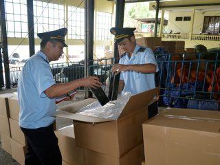 thủ tục hải quan hàng hóa xuất nhập khẩu tại chỗ
