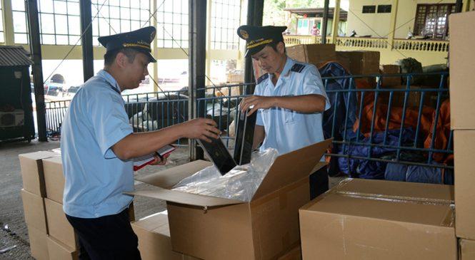 Thủ tục hải quan với hàng xuất nhập khẩu tại chỗ
