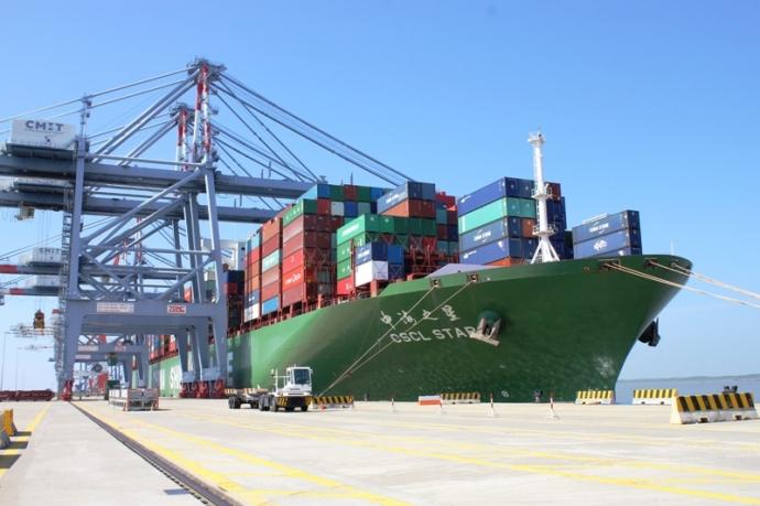 thủ tục chuyển cảng