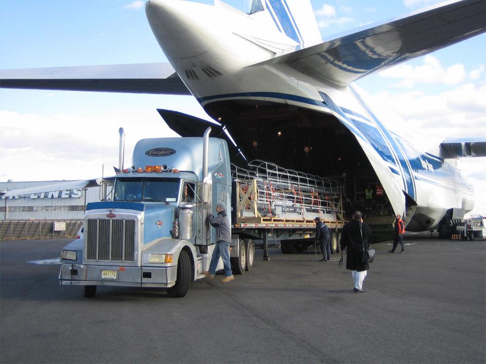 Phương thức vận chuyển hàng hóa bằng đường hàng không - Air cargo