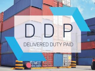 Điều kiện DDP - Giao hàng đã thông quan nhập khẩu