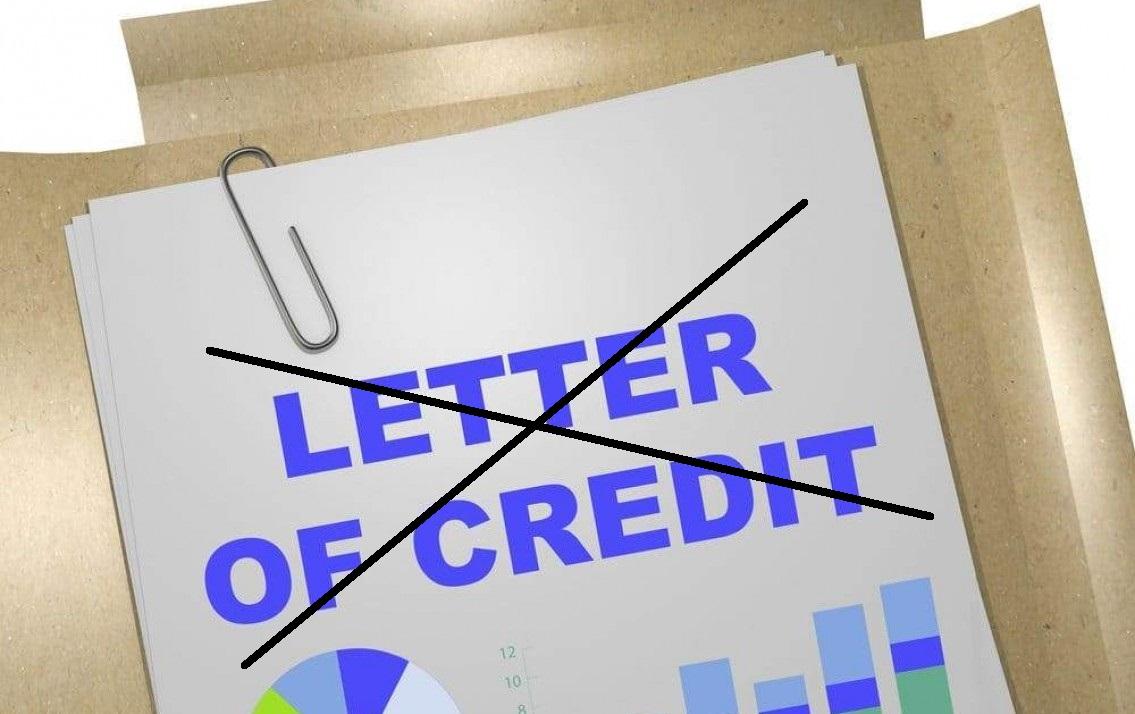 Mẫu đơn yêu cầu điều chỉnh hoặc hủy thư tín dụng