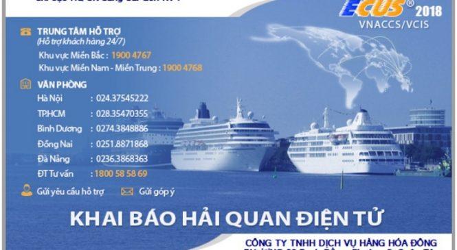 Hướng dẫn khai thông tin nhập khẩu (IDA) trên phần mềm hải quan vnaccs