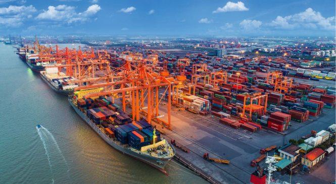 Các cảng biển và cửa khẩu quốc tế lớn nhất tại Việt Nam