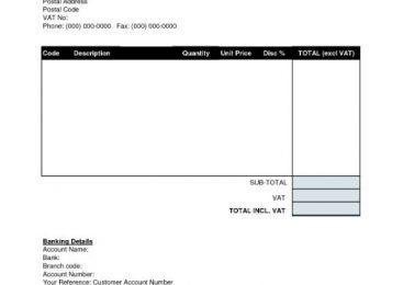 Hóa đơn chiếu lệ – Proforma Invoice là gì