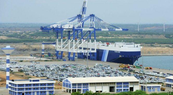 Danh sách mã cảng biển trên thế giới – Nhóm nước A, B, C, D