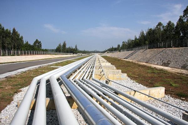 vận chuyển đường ống